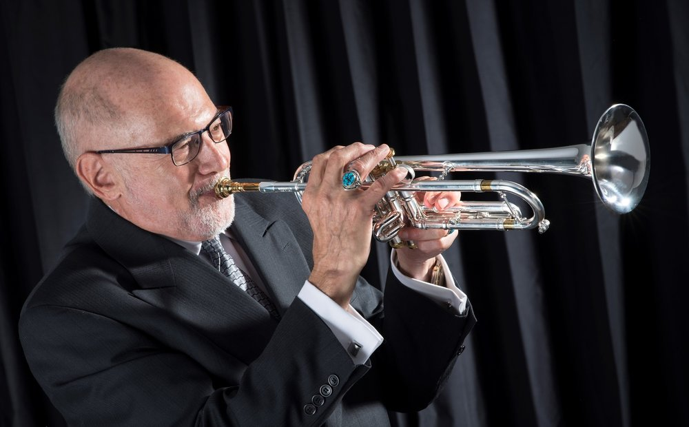 Mike Vax, jazz trumpet