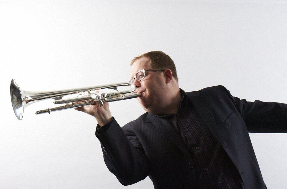 Trent Austin, jazz trumpet