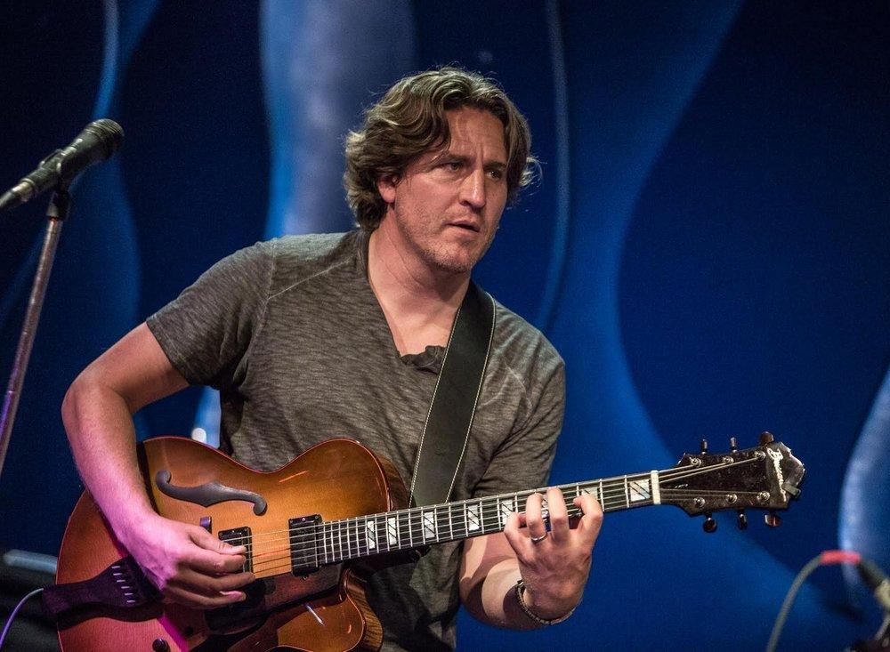 Corey Christiansen, guitar