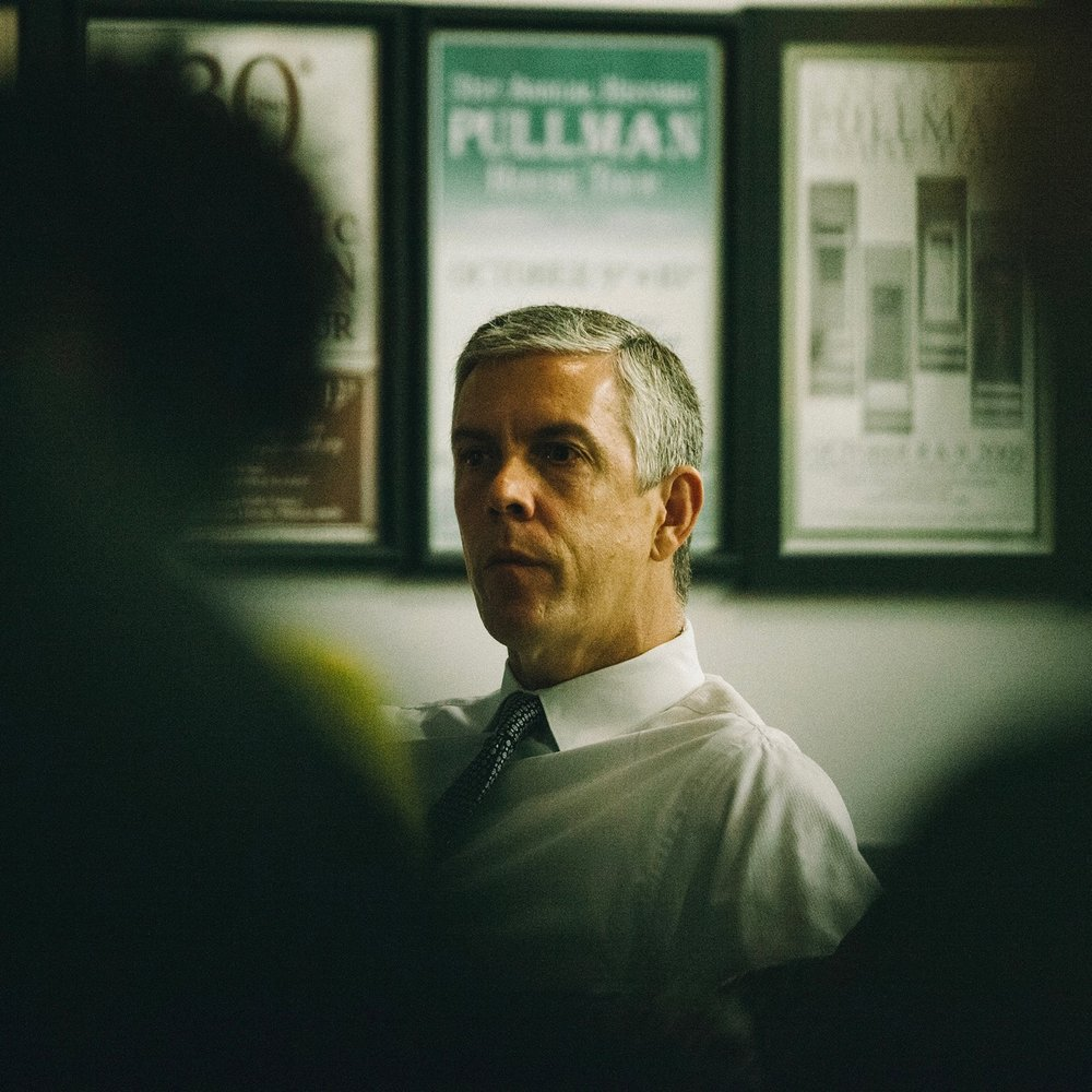 Arne Duncan Speaks at City Club of Chicago - Read more