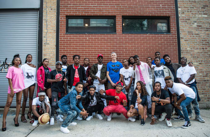 Virgil Abloh Talks Co-Creating a Fashion Program to Help At-Risk Youth in Chicago   Read more at Complex