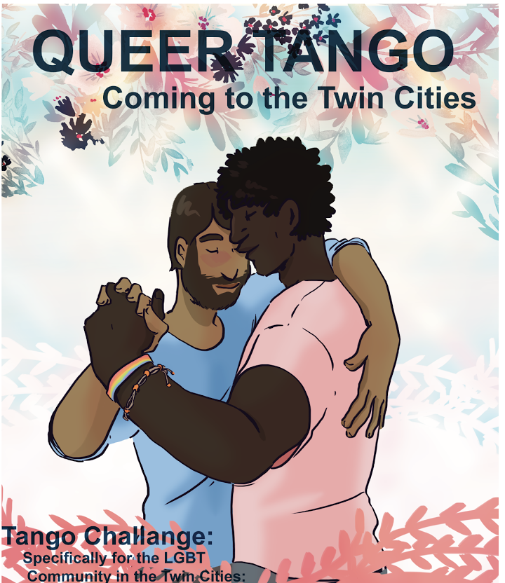 Queer Tango Challenge - Minneapolis, MN, Fall 2017