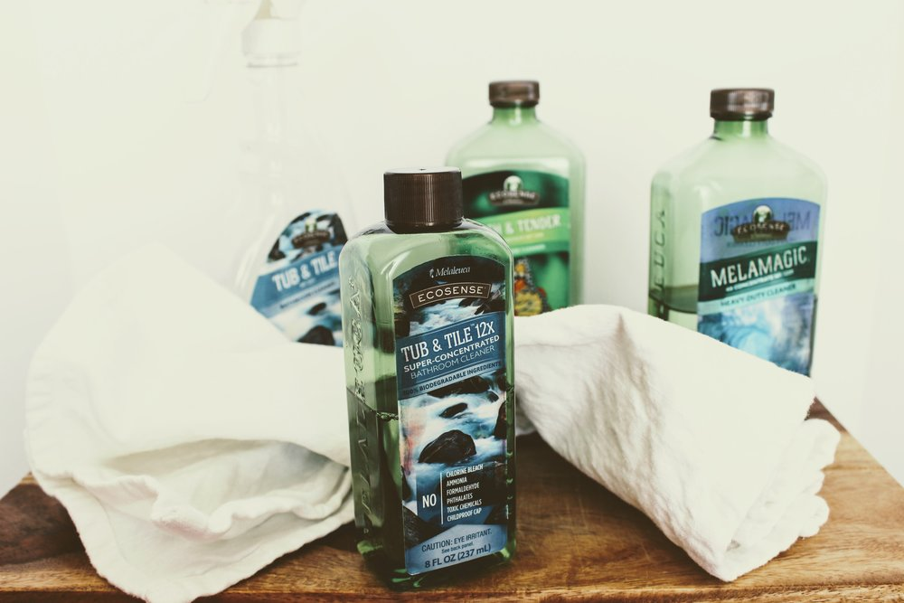 Melaleuca Cleaning Products