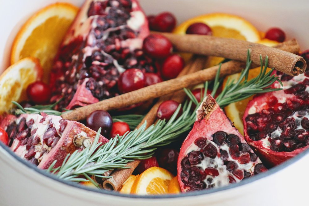Winter Stove-top Potpourri
