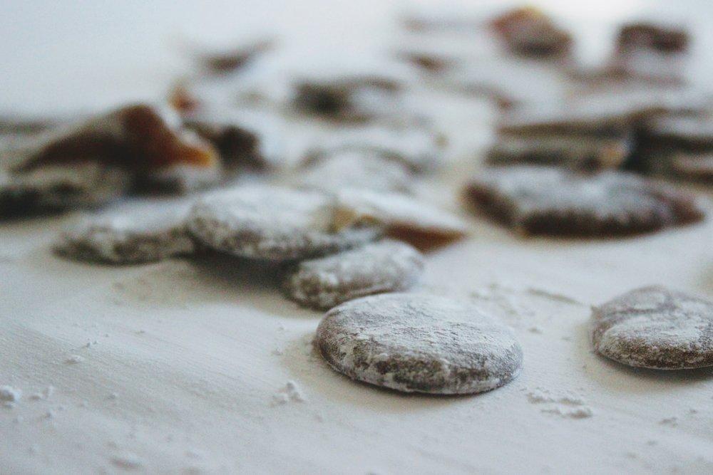 All Natural Cinnamon Spice Cough Drops