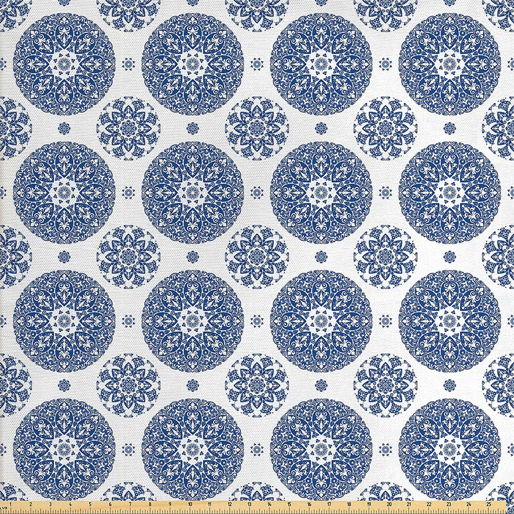 Country Style Fabric Blue Lace.jpg