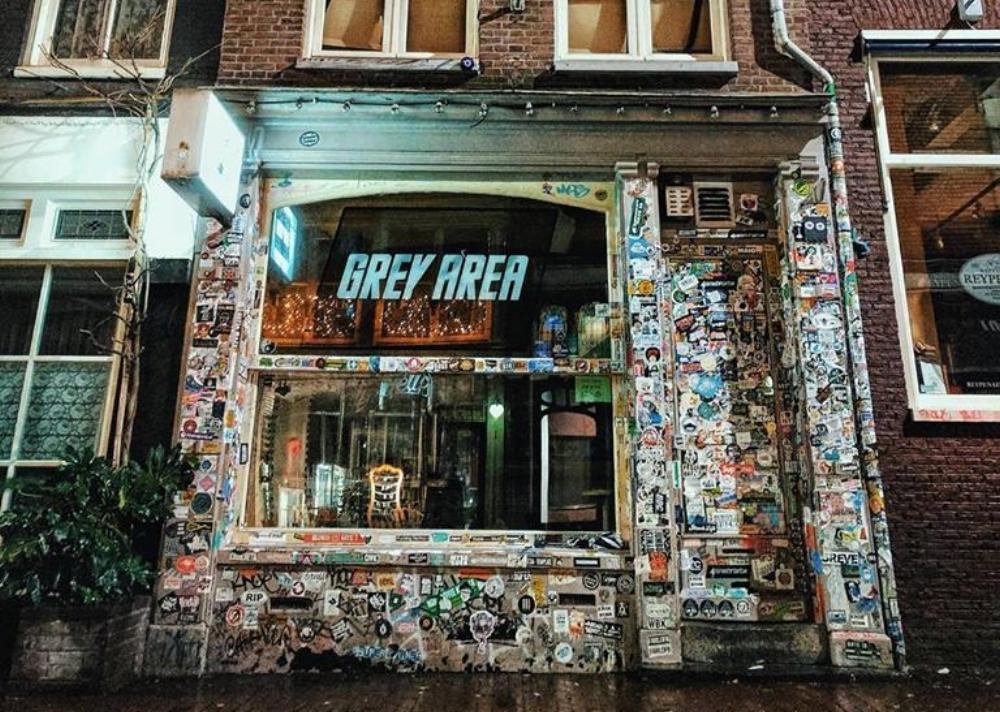 IMAGE:  Grey Area Coffeeshop