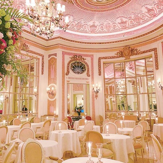 IMAGE: @TheRitzLondon via Instagram