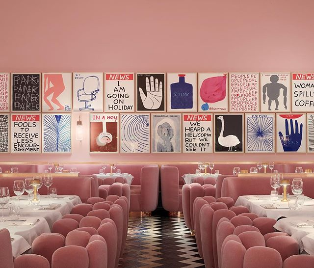 IMAGE:  @SketchLondon  via Instagram