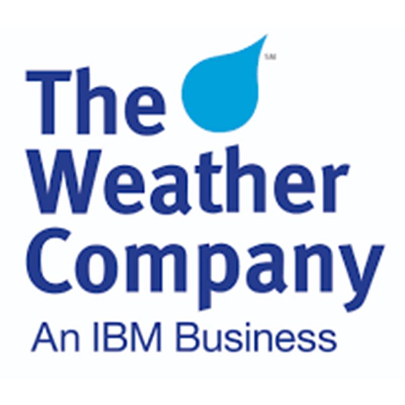IBM | The Weather Company logo
