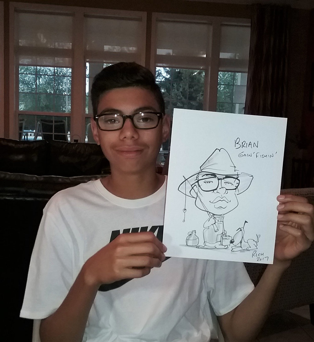 chicago hire a party caricature artist p s party sketchers