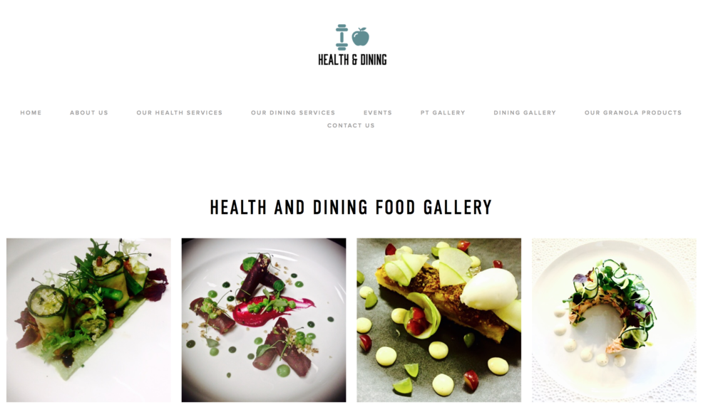 Health and Dining