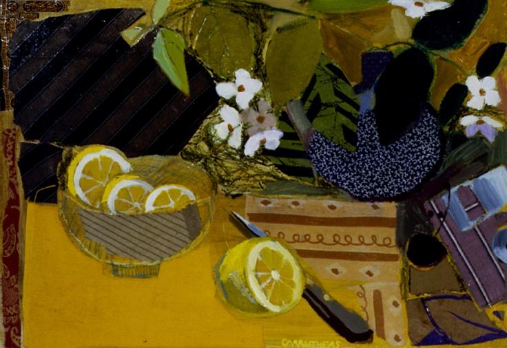 Lise Carruthers - Lemons Mock Orange