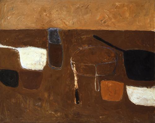 mapart.me: William Scott - Brown Still Life