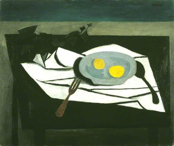 mapart.me:   William Scott - Lemons on a Plate