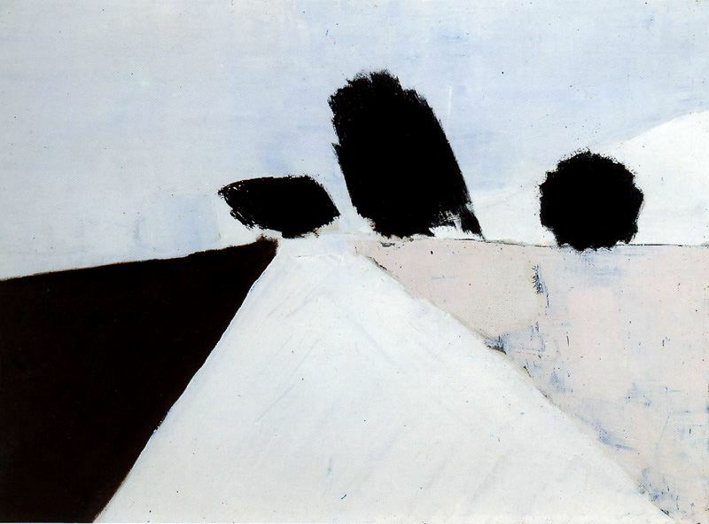 mapart.me:   Nicolas de Staël - The Road (1954)