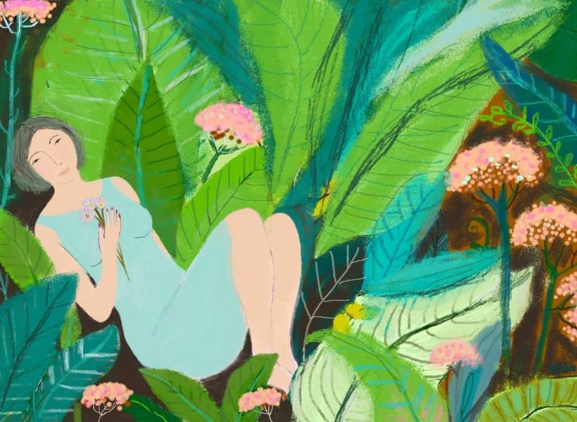 Barbara Perrine Chu - Lady of the Rainforest