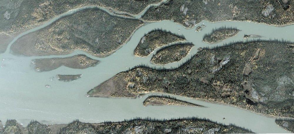 mapart.me: Canada, Marian Lake ( source map