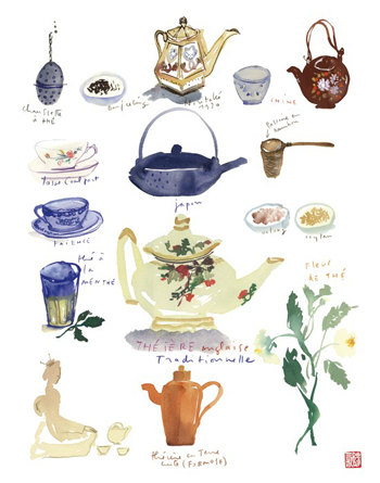 Lucile Prache - Tea
