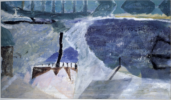 mapart.me:   Piotr Potworowski - Fragment of Lagowo Lake