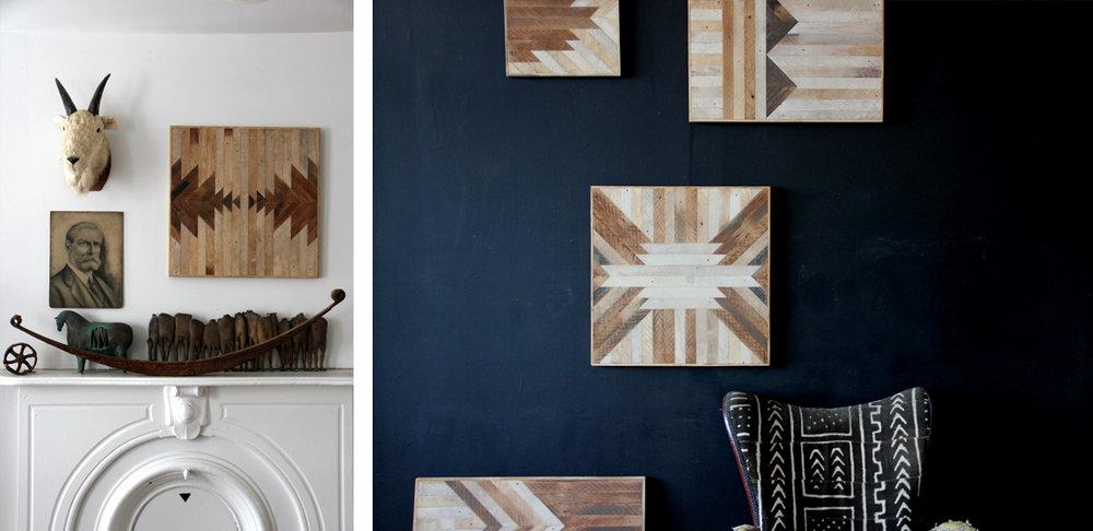Ariele Alasko - wall panels