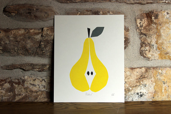 Claire Spencer - Pear