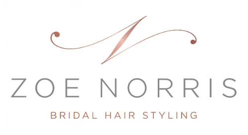 Zoe Norris Bridal Hair Styling
