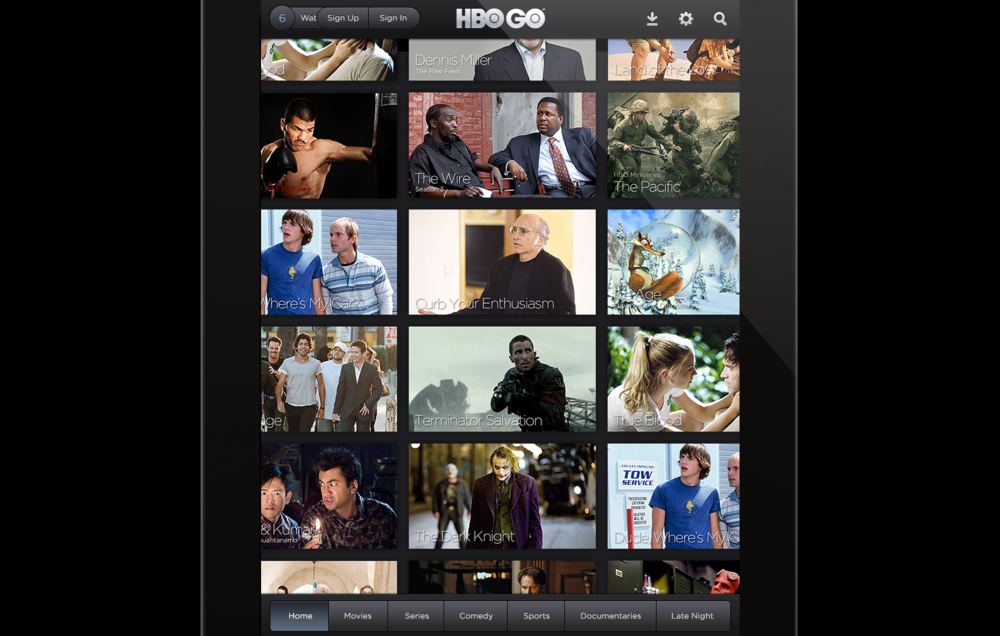- I worked on strategy at Huge for HBO's award-winning mobile platform HBOGo that allowed fans to discover new content and access the best TV wherever they are.