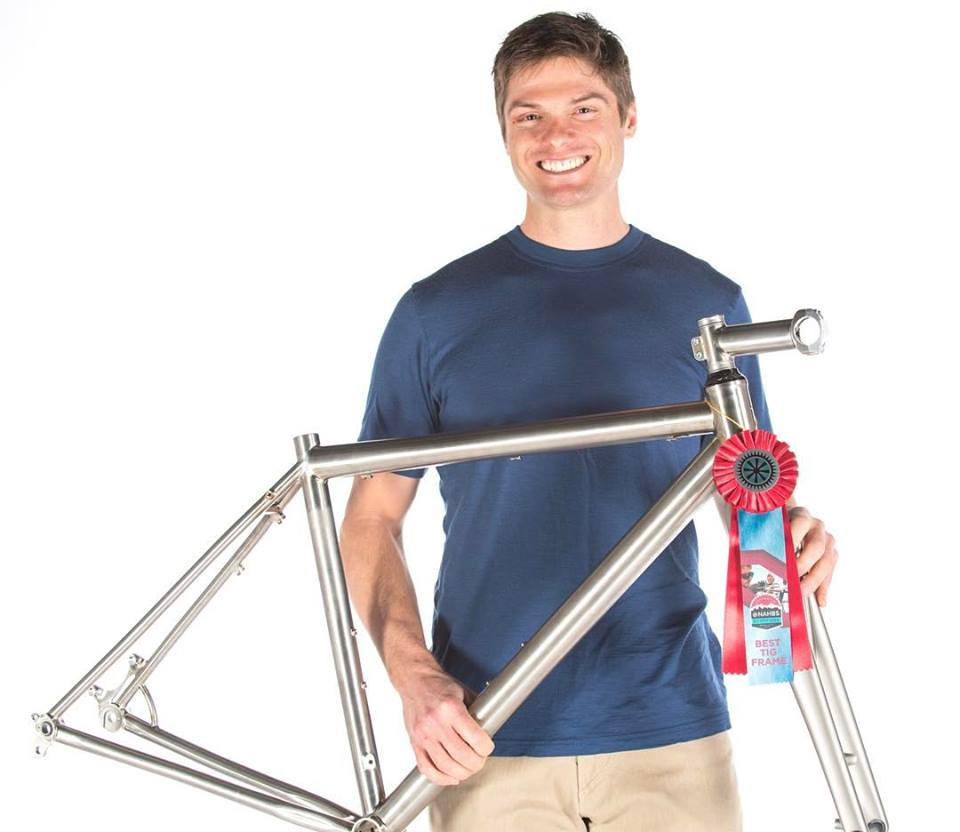 Best TIG Frame - Kent Eriksen Cycles