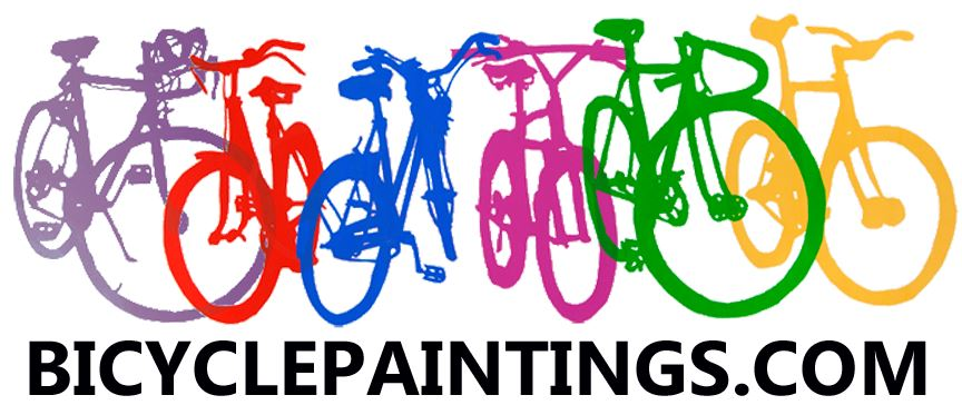 Bicycle Paintings -