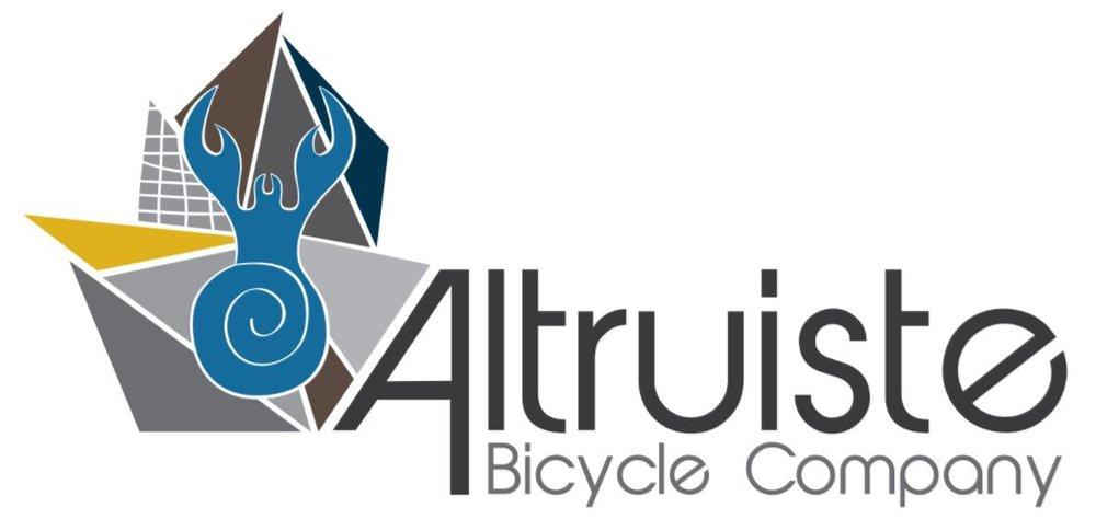 Altruiste Bicycle Company - Fine Acadian-built bicycle frames - Cadres de vélo construits avec fierté en Acadie