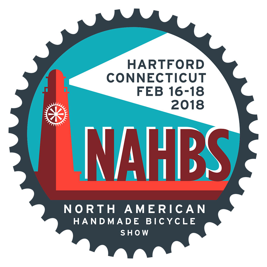 North American Handmade Bicycle Show Merchandice - Get your NAHBS on!