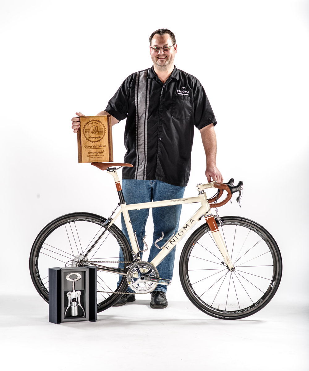 Campagnolo Best Build - Winner