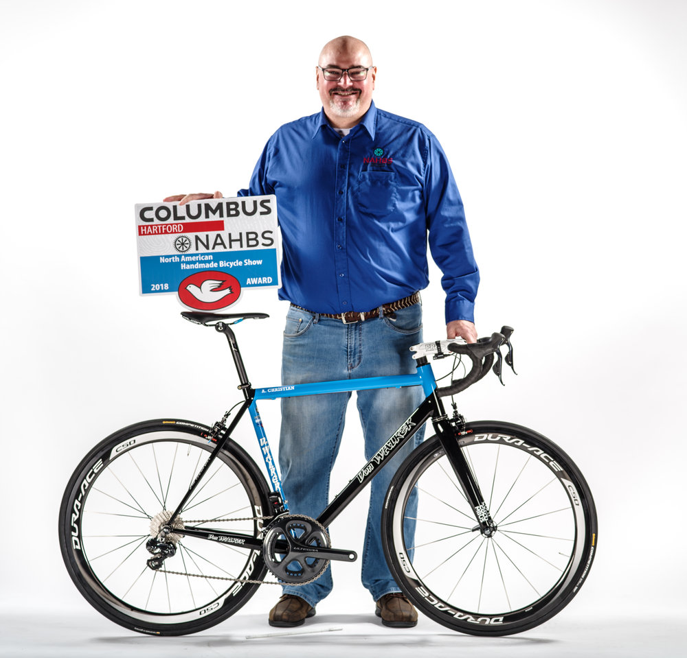 Columbus Best Build - Don Walker Cycles
