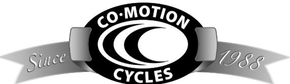 Co-Motion - Since 1988, Co-Motion Cycles has taken a practical approach to executing designs that focus on every bicycle's ultimate purpose. Discarding artifice and ornamentation, we strive to reveal the beauty at the core of cycling: The perfect union of the cyclist and cycle. American made, Oregon Made, Handmade. Co-Motion Cycles.