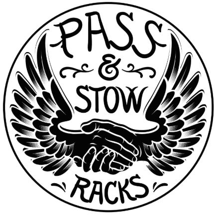 Pass and Stow Racks - Pass and Stow Racks provide a lightweight yet stable solution to everyday carrying needs. Years of refinement have produced an elegant addition to a bike in any category; a rack that's at home on or off road and as dependable on a weekly grocery run as on an epic backroad tour.