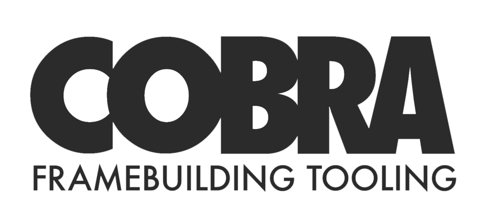 Cobra Framebuilding Tooling - The aim of Cobra Framebuilding Tooling is to produce tooling for small-scale bicycle frame builders that centers the most salient needs faced when building frames.