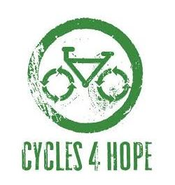 Cycles 4 Hope - Cycles 4 Hope is a 501 (c) (3) non-profit organization focused on providing Hope, Joy, Independence & Opportunity to people-in-need through the donation of recycled bicycles. Cycles 4 Hope is based in Northern California and currently serves the greater Sacramento region, Northern Mexico and regions of Africa.