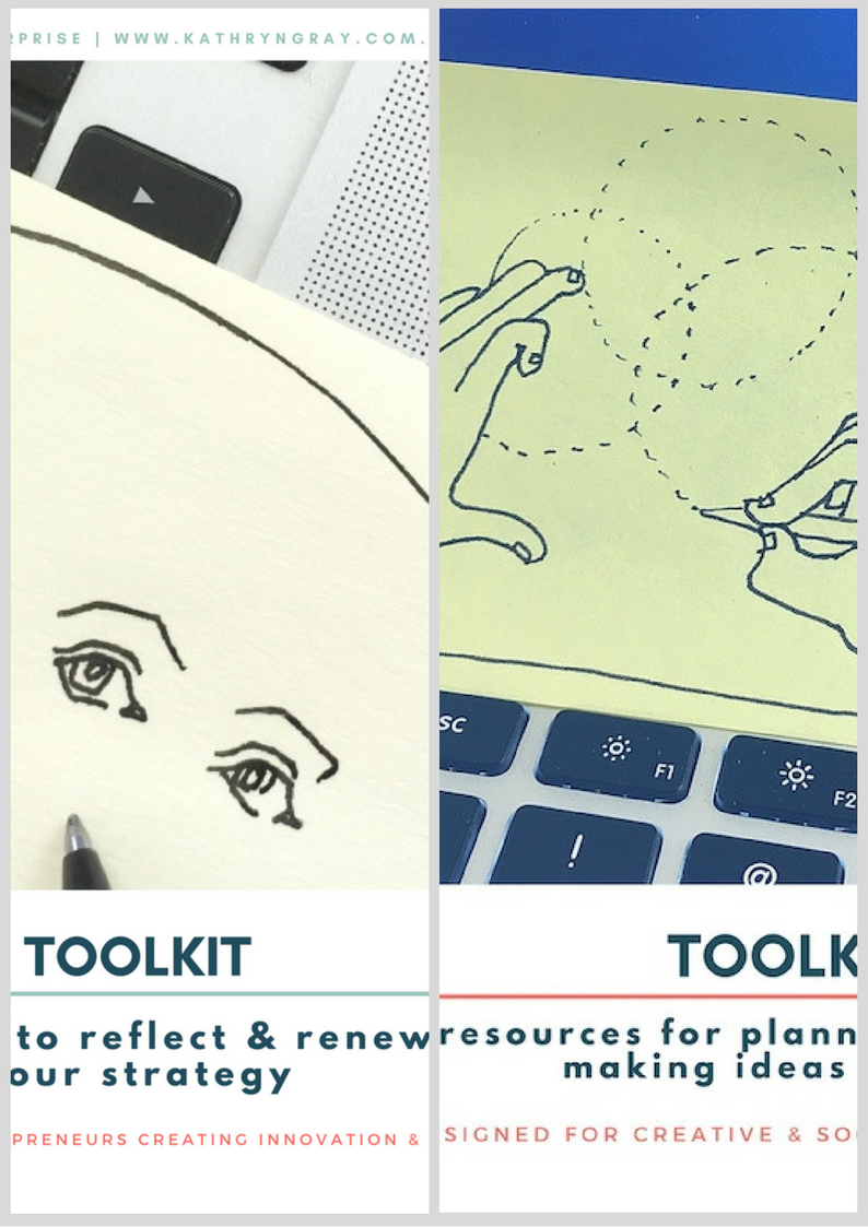 Free Toolkits! - Download your free Toolkits  - packed with resources to support you inspiring entrepreneurs creating innovation & impact!