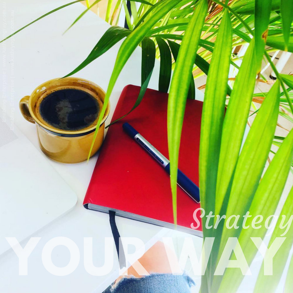 Strategy your way
