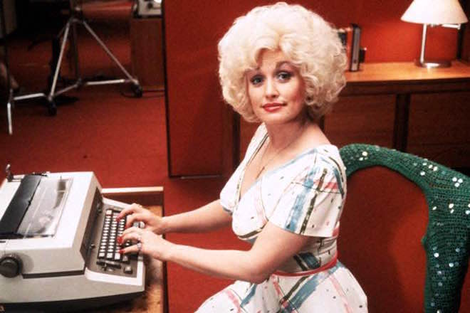 Dolly Parton pours us a cup of ambition, with the 1980 song & film '9 to 5', thank you!