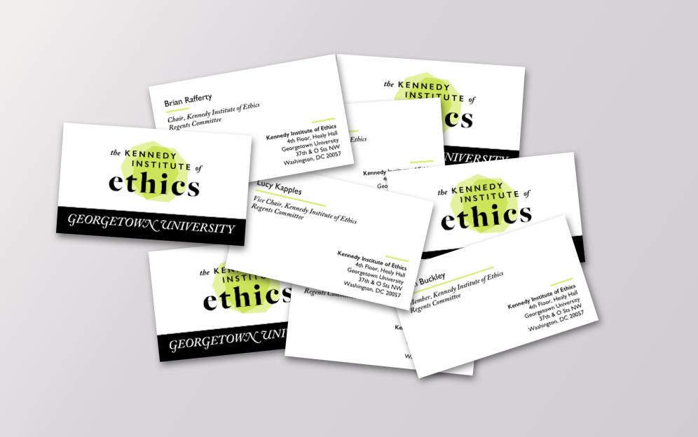 Kennedy Institute of Ethics — Kelly Whelan Heuer