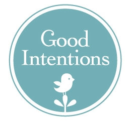 2004:  Founded Good Intentions to help people bring more positive energy into their lives.