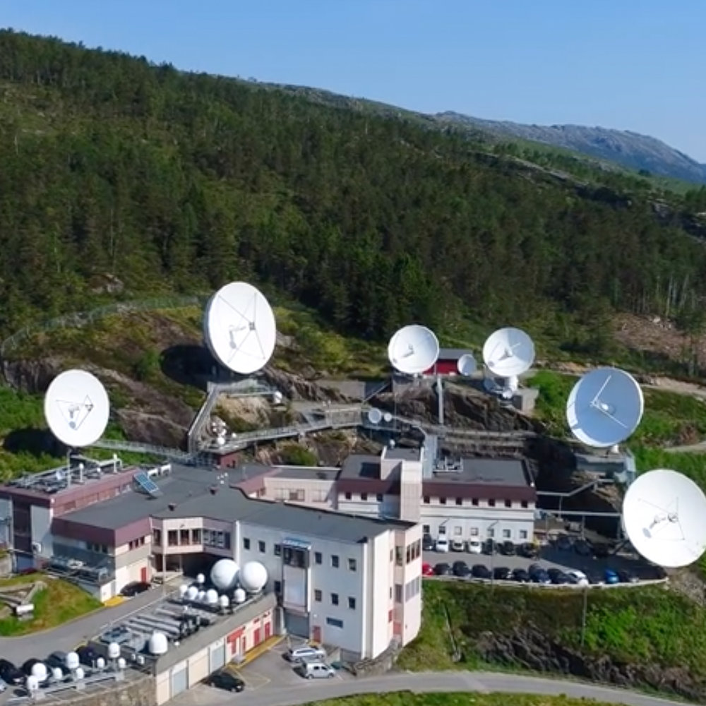 Marlink - Commercial for Marlink - Maritime& Enterprise Satellite Communications. Eik Teleport.Made in 2018