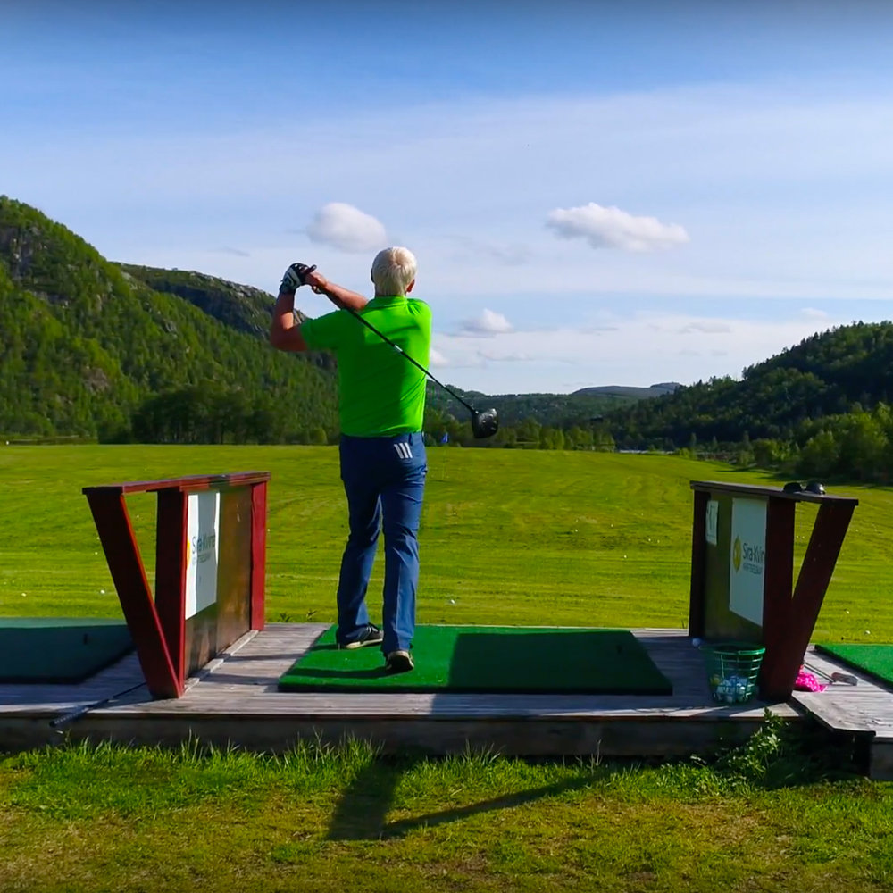 Sirdal Fjellgolf - Commercial made for Sirdal Fjellgolf.Made in 2017