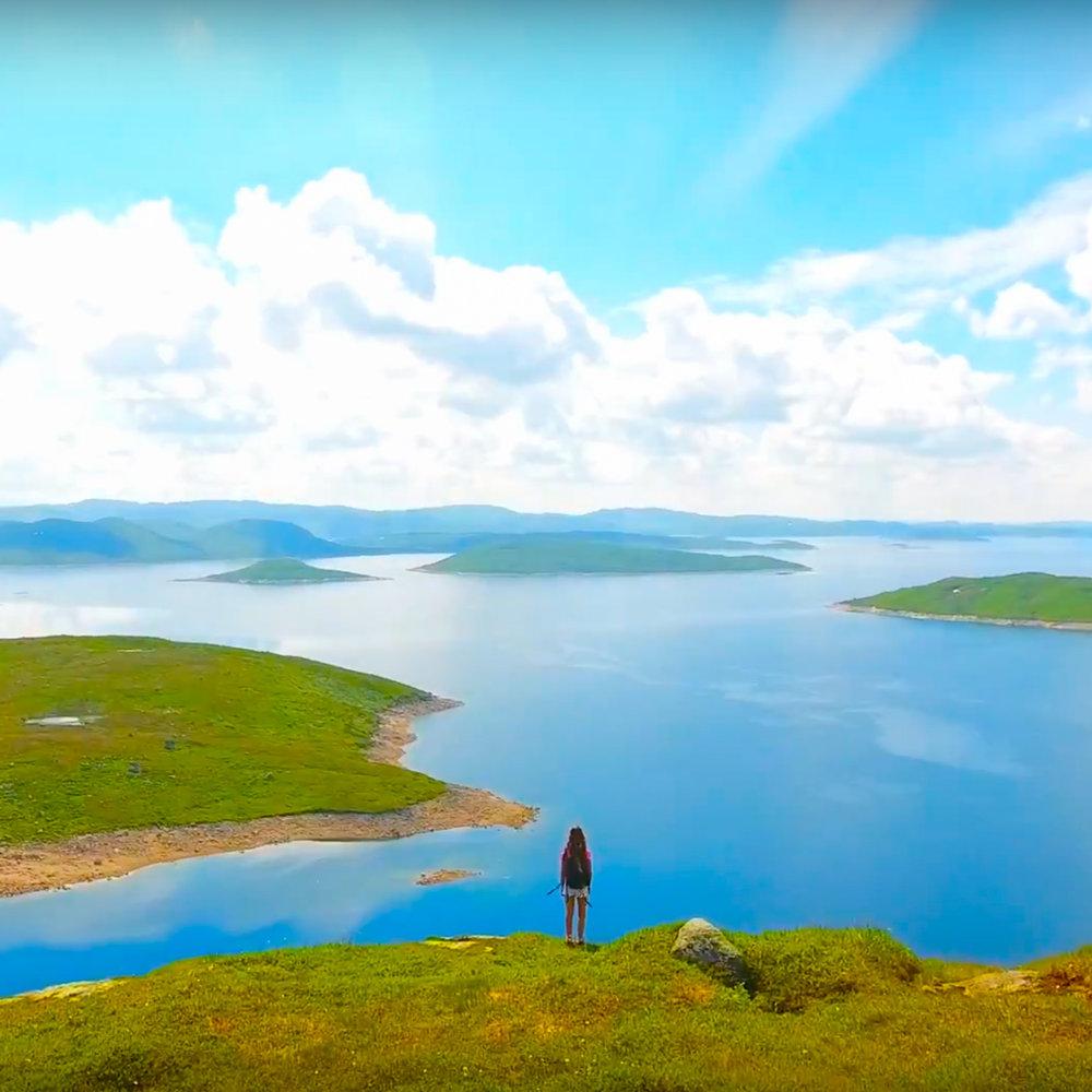 Statskog SF - Statskog used some of our clips from Roskreppfjorden and Urdalsknuten for a Facebook campaign