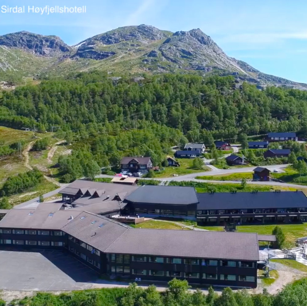 Sirdal Høyfjellshotell - We joined Sirdal Høyfjellshotell on a hike and made this film for themMade In 2018