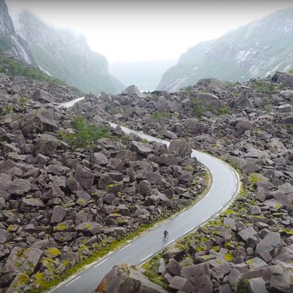 ThorXtri triatlon - Documentation video for a triatlon this fall.