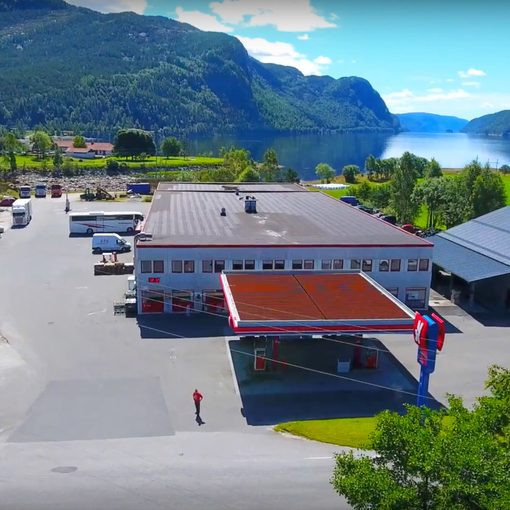 YX Tonstad - Commercial for YX TonstadMade in 2016