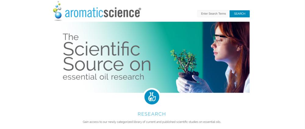 www.aromaticscience.com